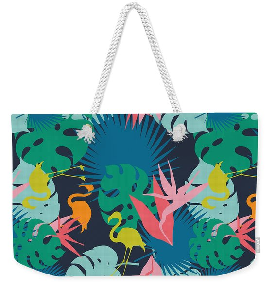 Fantastic Summer  Weekender Tote Bag