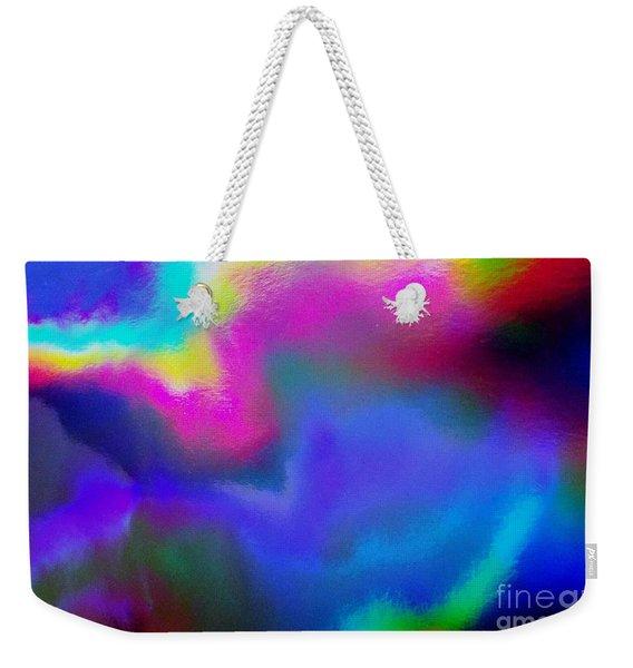 Summer Lights Weekender Tote Bag