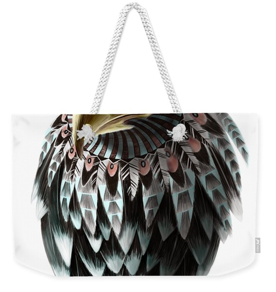 Fantasy Eagle Weekender Tote Bag