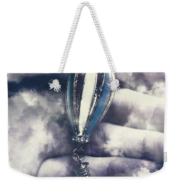 Fantasy Flights Weekender Tote Bag