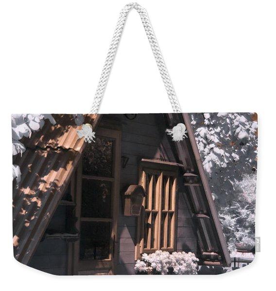 Fantasy Wooden House Weekender Tote Bag