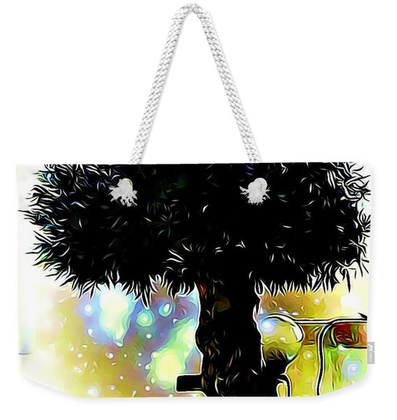 Fantasy World Weekender Tote Bag