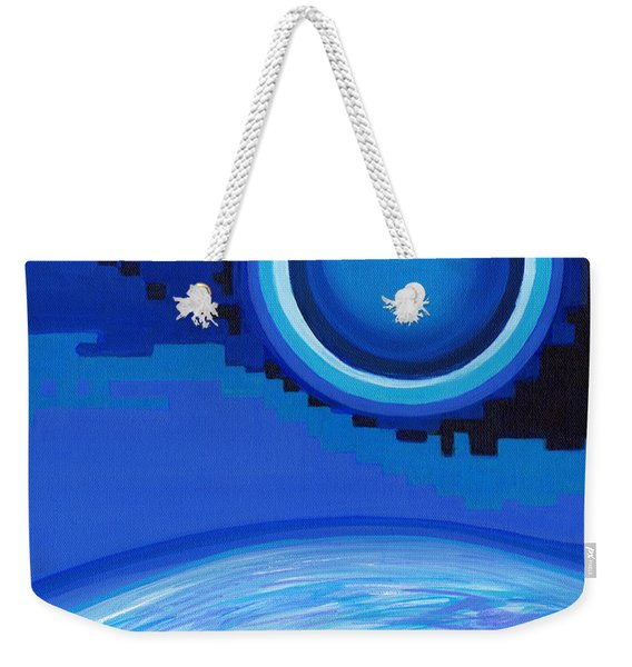 Far Above The World Weekender Tote Bag