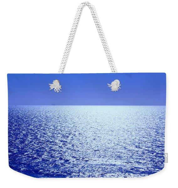 Far And Away Weekender Tote Bag