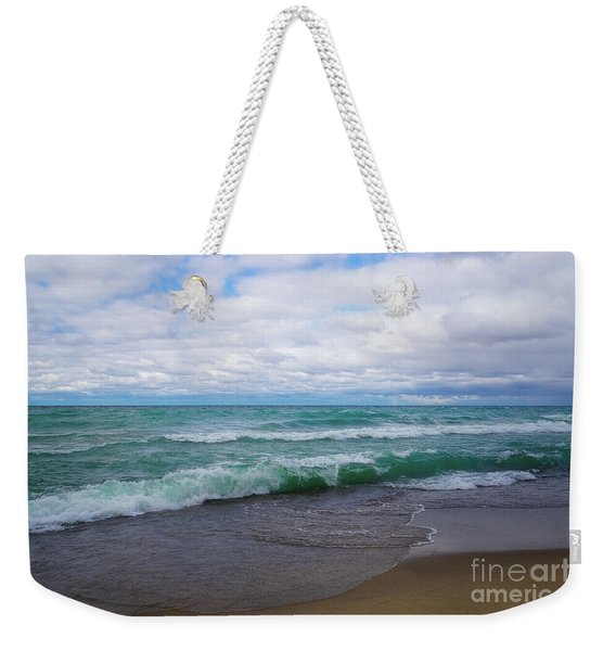 Far Away From Home Weekender Tote Bag