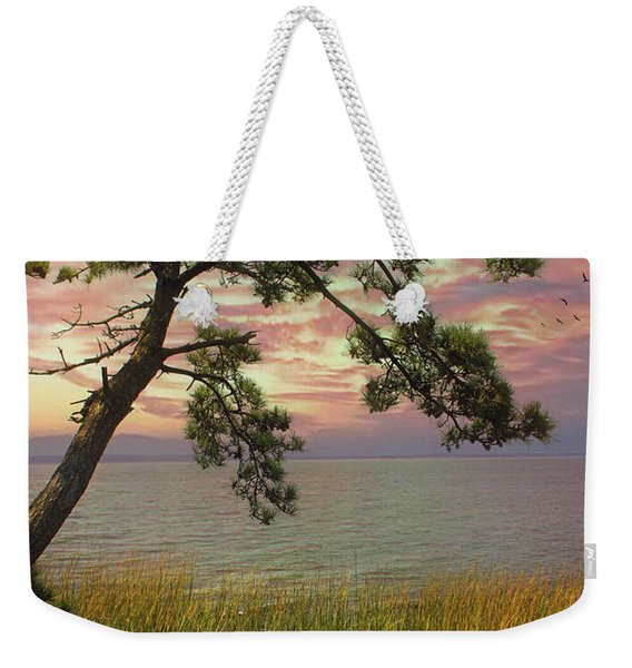 Farewell To Another Day Weekender Tote Bag