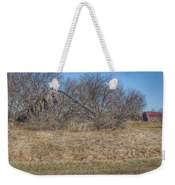 2303 - Fargo Road Forgotten Weekender Tote Bag