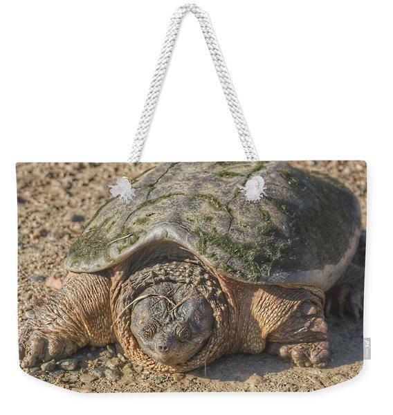 1013 - Fargo Road Turtle Weekender Tote Bag