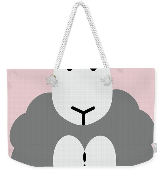 Farm Animals - Sheep Weekender Tote Bag