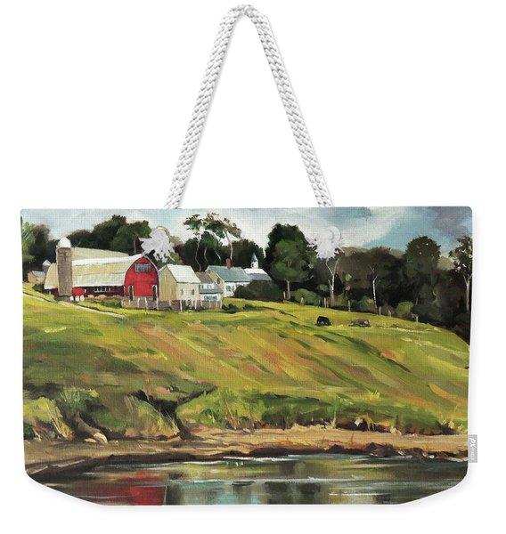 Farm At Four Corners Weekender Tote Bag