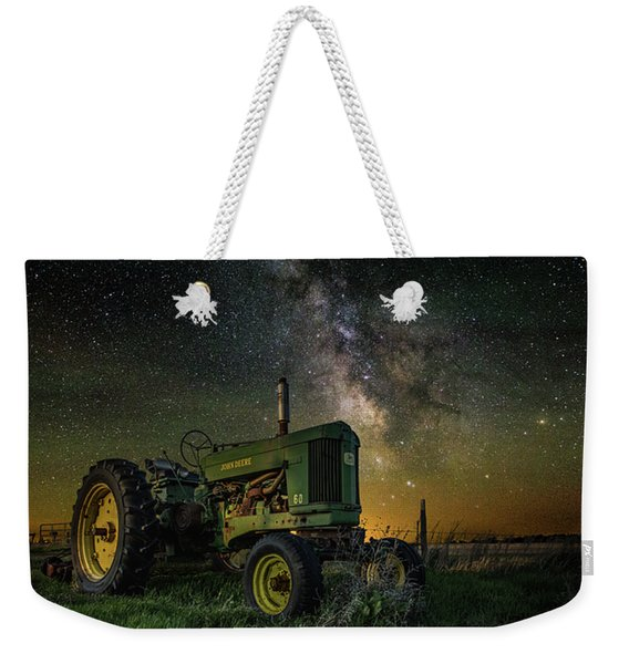 Farming The Rift 3 Weekender Tote Bag