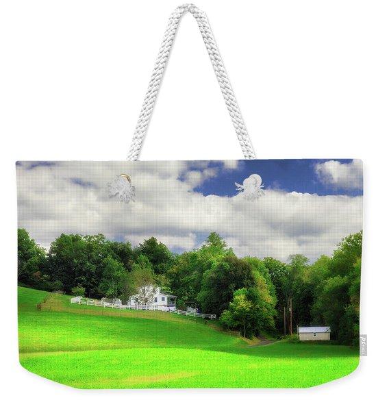 Farmland Weekender Tote Bag