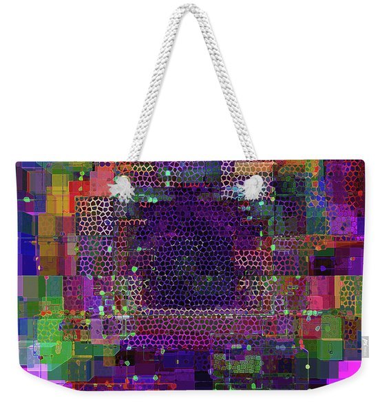 Fascination 5  Weekender Tote Bag