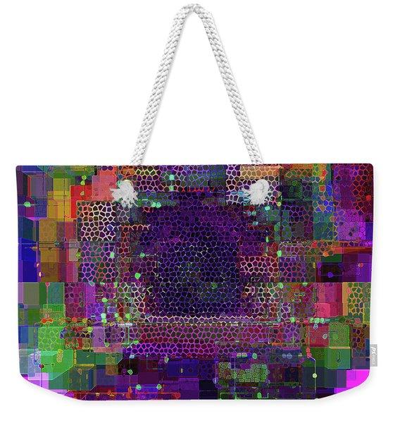 Fascination 5  Weekender Tote Bag