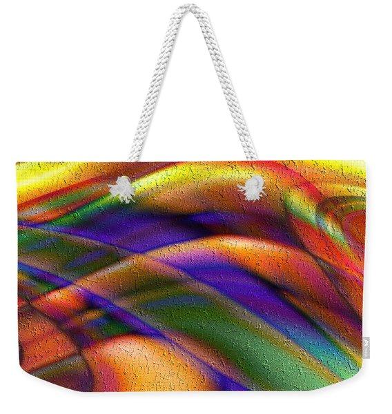 Fascination Weekender Tote Bag