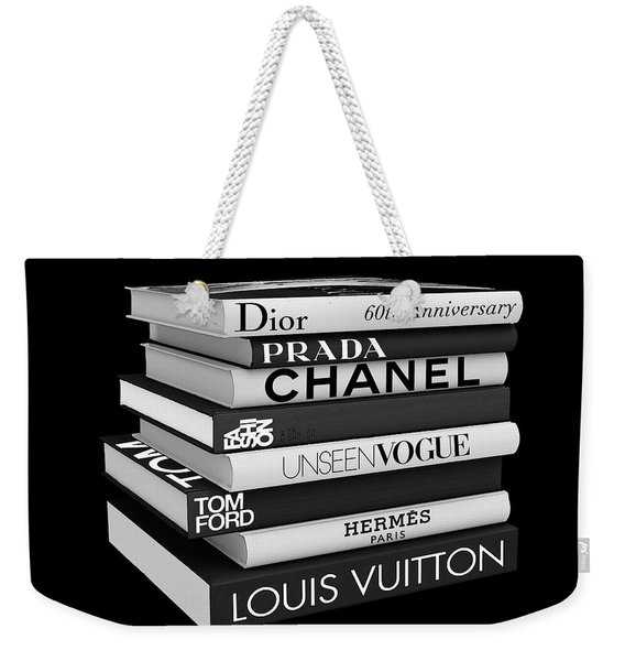 Fashion Or Fiction Weekender Tote Bag