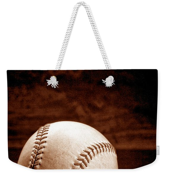 Favorite Pastime  Weekender Tote Bag