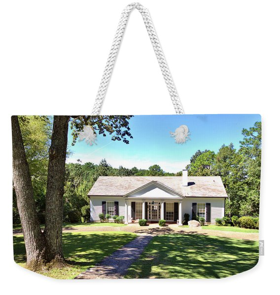 Fdr's Little White House Weekender Tote Bag