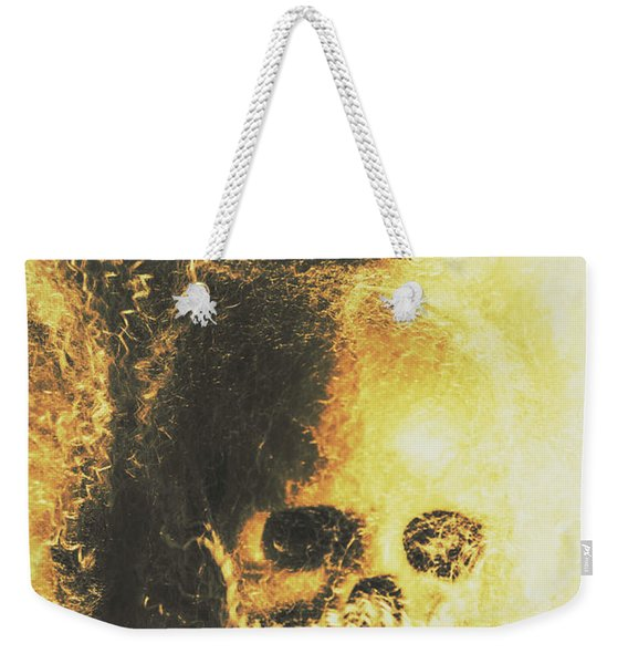 Fear Of The Capture Weekender Tote Bag