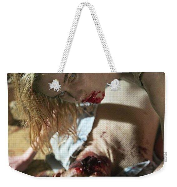 Fear The Walking Dead Weekender Tote Bag