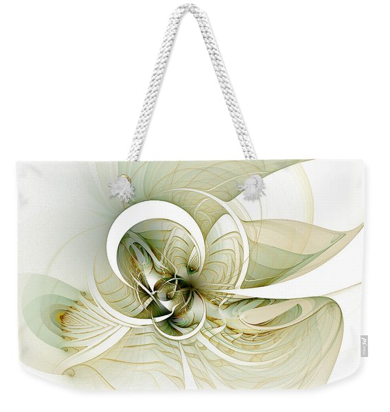 Feather Your Nest Weekender Tote Bag