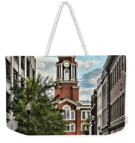 Federal Courthouse Knoxville Weekender Tote Bag