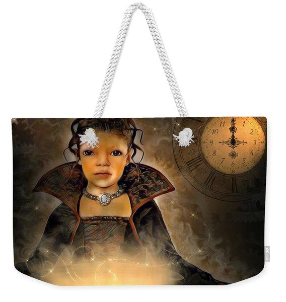 Feel The Magic Weekender Tote Bag