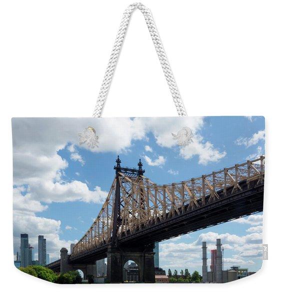 Feelin Groovy Weekender Tote Bag
