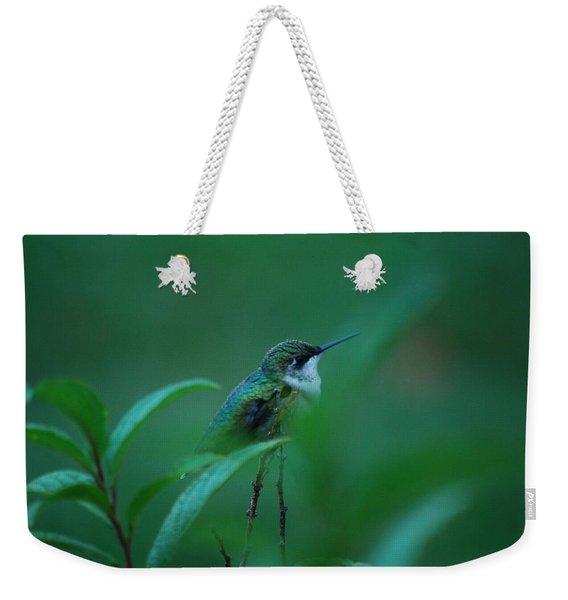 Feeling Green Weekender Tote Bag