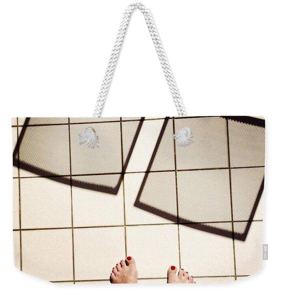 Feet Around The World #28 Weekender Tote Bag