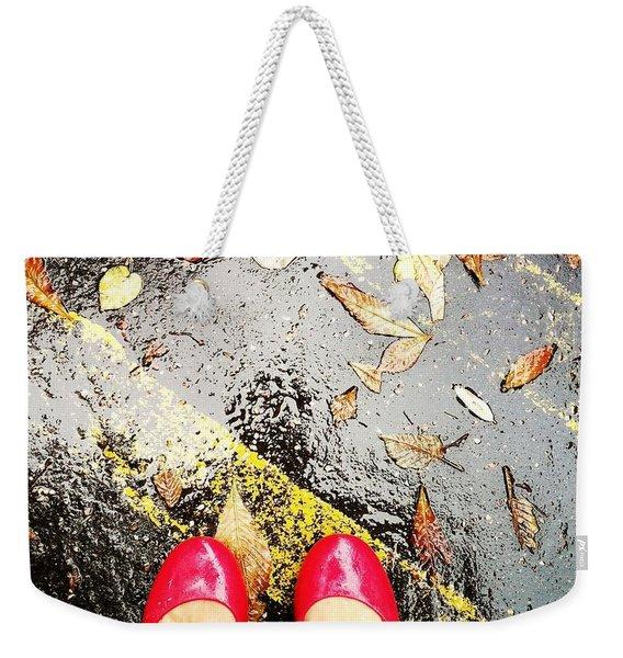 Feet Around The World #29 Weekender Tote Bag