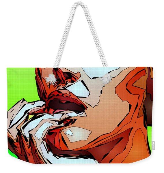 Female Expressions Weekender Tote Bag