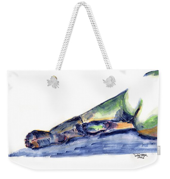 Female Nude Studies 0516 Weekender Tote Bag