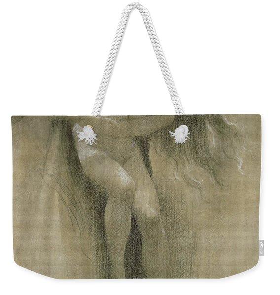 Female Nude Study  Weekender Tote Bag
