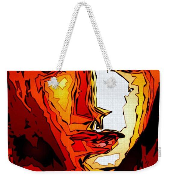 Female Tribute II Weekender Tote Bag