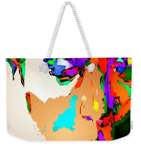 Female Tribute IIi Weekender Tote Bag