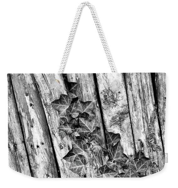 Fence And Ivy Weekender Tote Bag