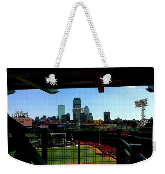 Fenway Park, Xi  Weekender Tote Bag