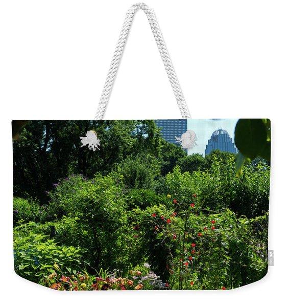 Fenway Victory Gardens In Boston Massachusetts  -30951-30952 Weekender Tote Bag