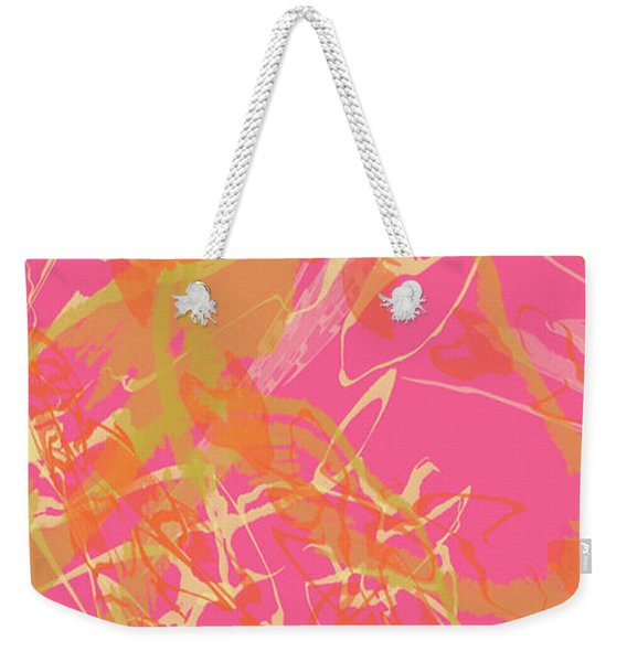 Fern Palette Painting #1 Weekender Tote Bag