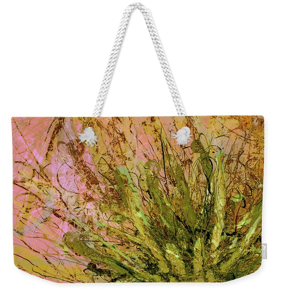 Fern Series 32 Fern Burst Weekender Tote Bag