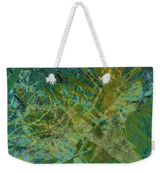 Fern Series 36 Weekender Tote Bag