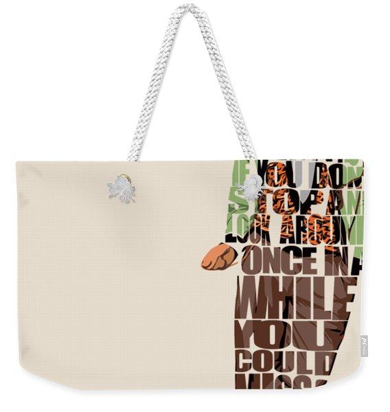 Ferris Bueller's Day Off Weekender Tote Bag