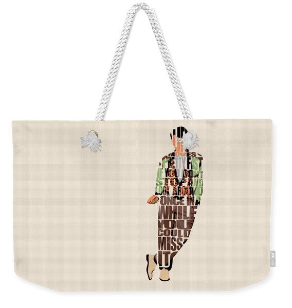 Ferris Bueller's Day Off Weekender Tote Bag