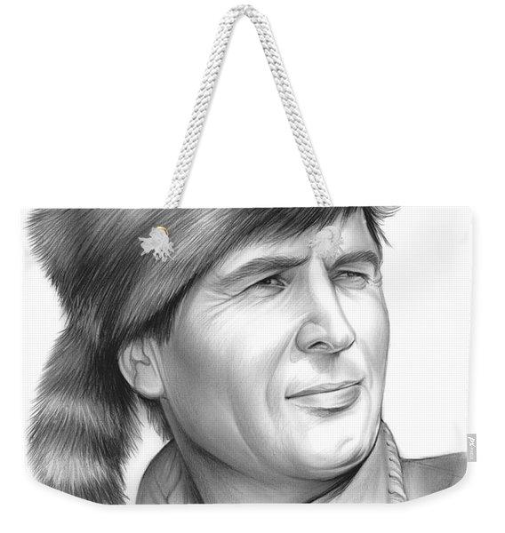 Fess Parker Weekender Tote Bag