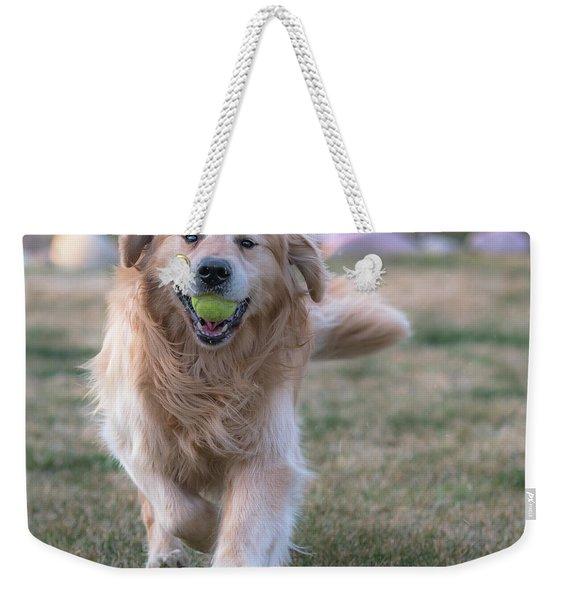 Fetch Weekender Tote Bag