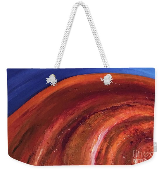 Fibonacci Weekender Tote Bag