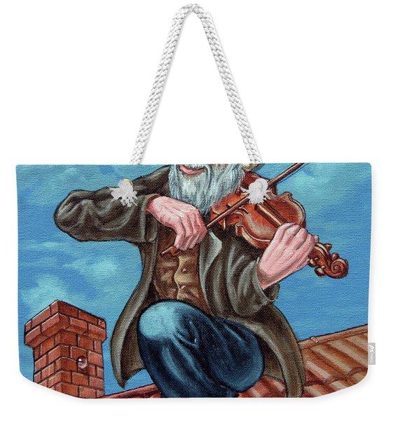 Fiddler On The Roof. Op2608 Weekender Tote Bag