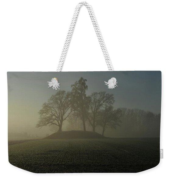 Fiddler's Mound Weekender Tote Bag
