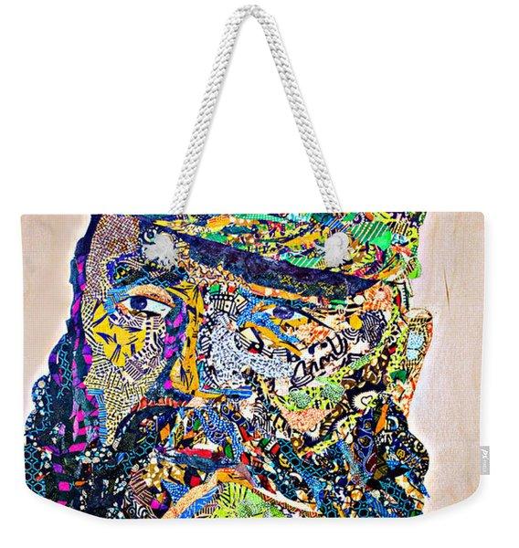 Fidel El Comandante Complejo Weekender Tote Bag